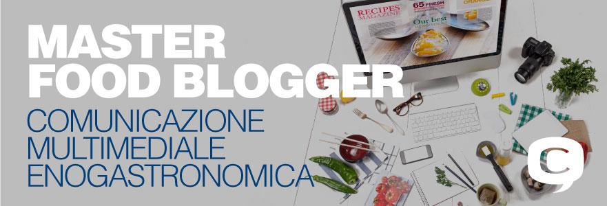 passione per la cucina e voglia di aprire un blog dedicato al cibo diventa food blogger