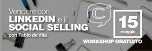 Vendere con Linkedin e il Social Selling