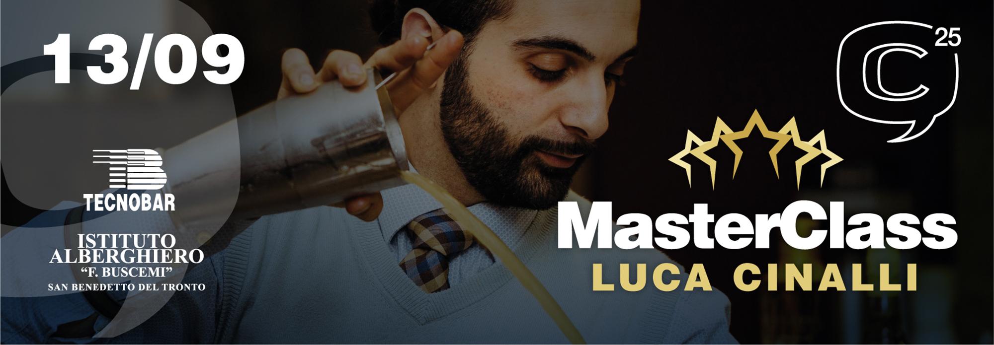 masterclass luca cinalli