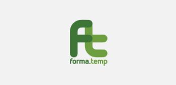logo di formatemp a sostegno di costruire presso cui è accreditato