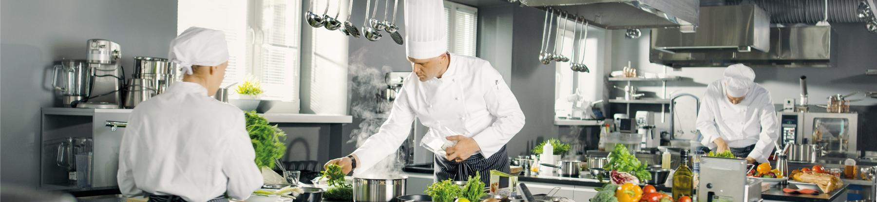 master cucina 5 stelle