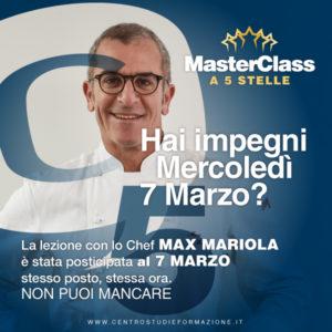 Masterclass Mariola